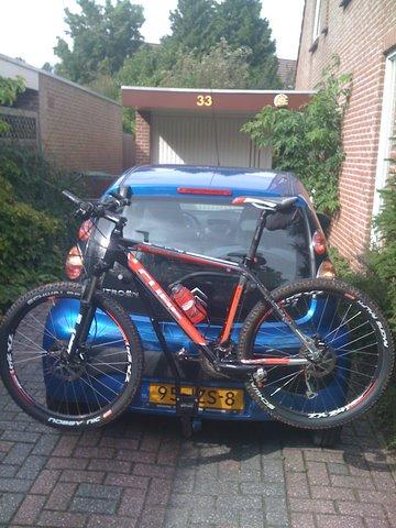 Hedendaags Citroen-Forum.nl - fietsdrager trekhaak GF-79