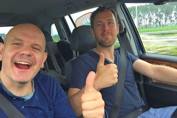 Vakantieautotest: Citroën Grand C4 Picasso vs. Opel Zafira
